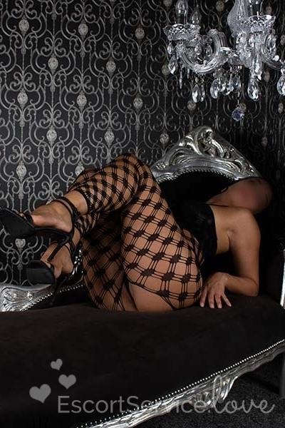 Colombiaanse schoonheid escort dame Lana