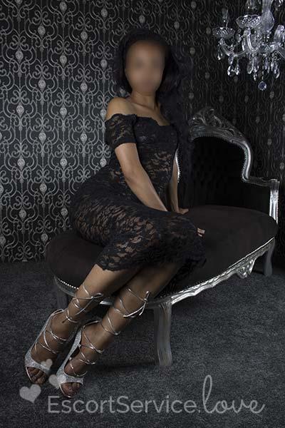 Slanke escort dame Joy